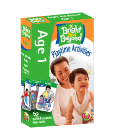 Autism Bright & Beyond Ages 1-2 Deck