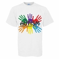 Autism Support Educate Advocate T-Shirt