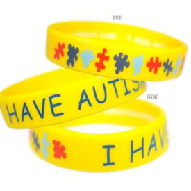 I Have Autism Bracelet (youth size)