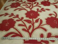 2 1/4 yards Busby Ninushka color Rufus upholstery fabric