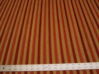 2 1/4 yards of Kravet striped chenille pattern upholstery fabric