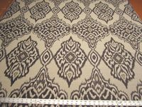 2 7/8 yards of designer damask upholstery fabric