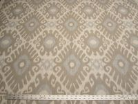 3 3/4 yards of Trend Jaclyn Smith Home ethnic damask drapery fabric