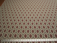 4 5/8 yards Stroheim Piedmont Leaf upholstery fabric
