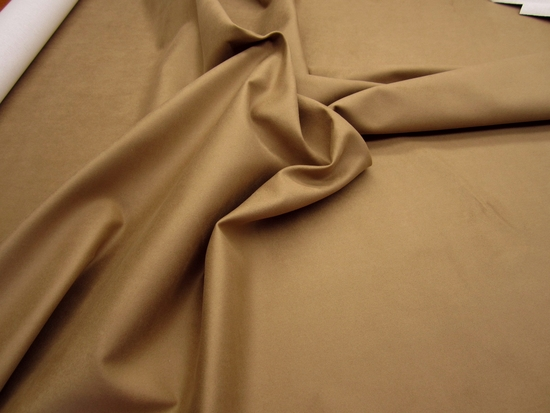5 yards of Lee Jofa Ultimate Suede Spice upholstery fabric