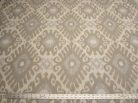8 yards of Trend Jaclyn Smith Home ethnic damask drapery fabric