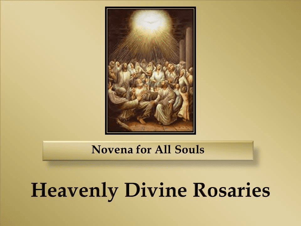 A Novena for All Souls