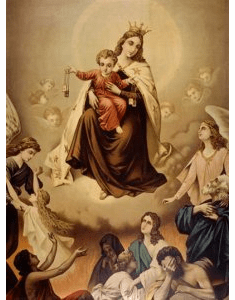 A Novena to Our Lady Of Mount Carmel