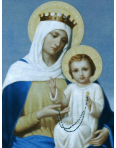 A Novena to Our Lady of the Chain