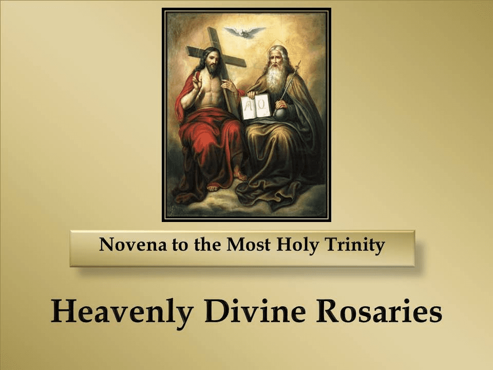 A Novena to the Most Holy Trinity