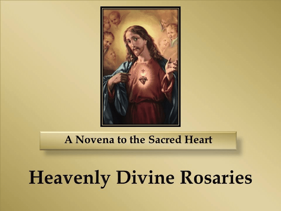A Novena to the Sacred Heart