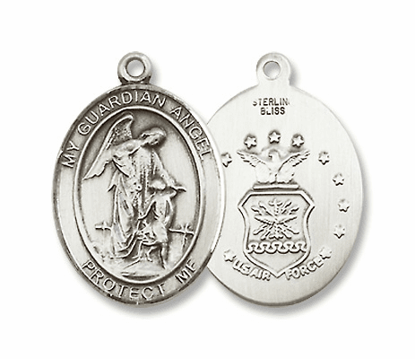 Air Force Pewter, Nickel Silver & Sterling-Filled Jewelry