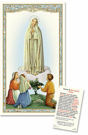Ambrosiana Laminated Holy Cards