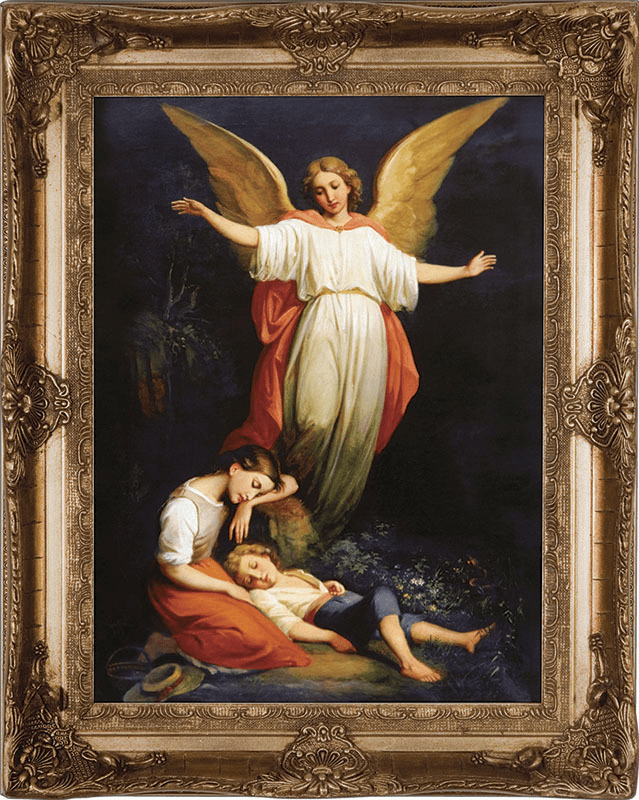Angels and Guardian Angel Wall Art