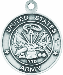 Army Military Saint Medals