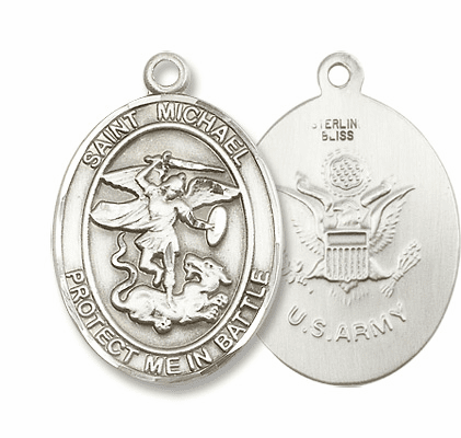 Army Pewter & Sterling-Filled Jewelry