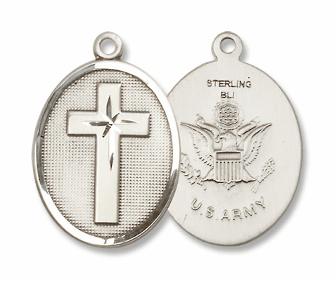 Army Sterling Silver Jewelry
