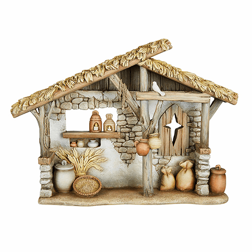 Avalon Gallery Bethlehem Night Christmas Nativity Creche Scene