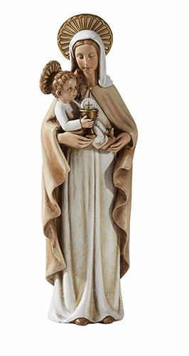 Avalon Gallery M.I. Hummel Our Lady of the Blessed Sacrament Statue
