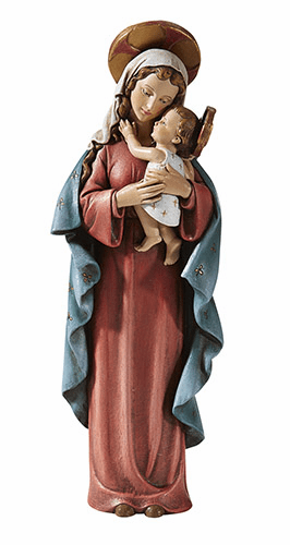 Avalon Gallery M.I. Hummel Standing Madonna and Child Statue