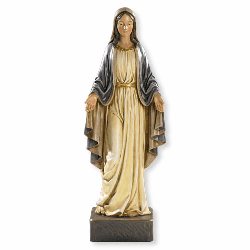 Avalon Gallery Our Lady of Grace Catholic Mary Statue