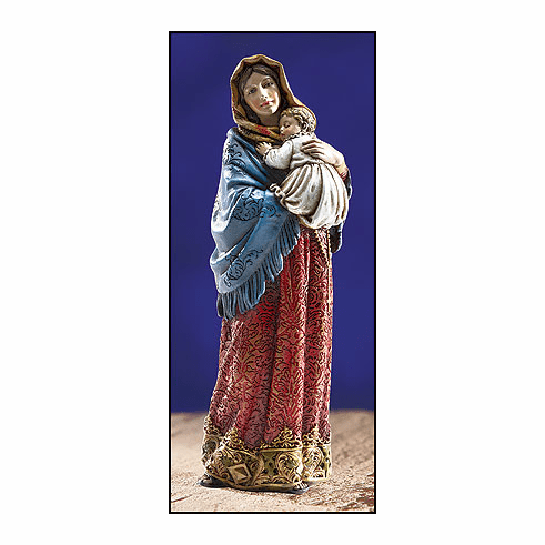 Ave Maria Madonna of the Streets Figurine