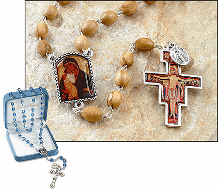 Ave Maria San Damiano Catholic Prayer Rosary