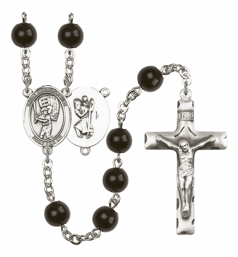 Baseball Players St Christopher Rosaries