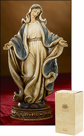 Bellavista Statuary Our Lady of Grace Statue by Avalon Gallery