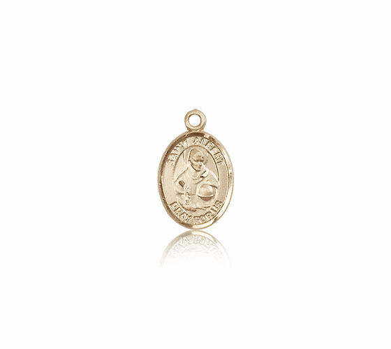 Bliss 14kt Gold St. Albert the Great Patron Saint Medal
