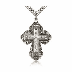 Bliss Cross Pendants & Necklaces