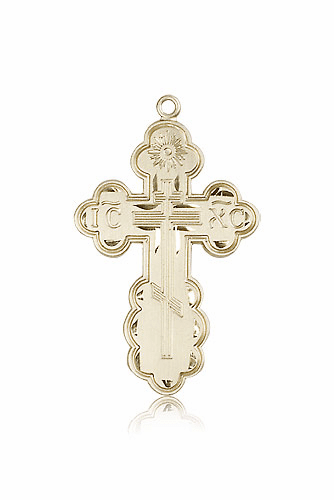 Bliss Gold-Filled and Gold-Plated Crosses