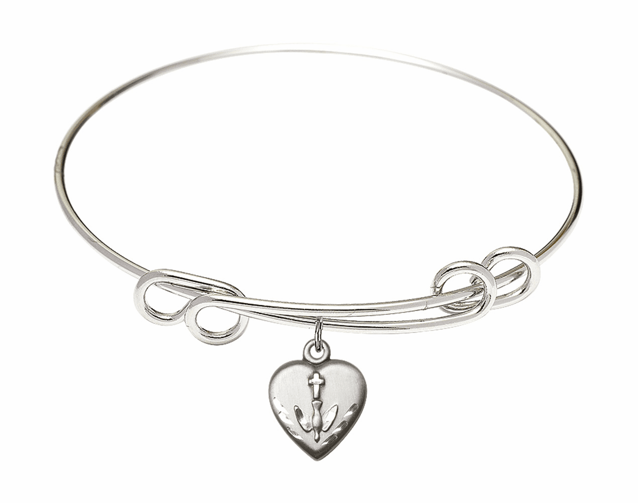 Bliss Holy Spirit Confirmation Bangle Bracelets