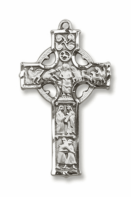 Bliss Irish Celtic Crucifixes