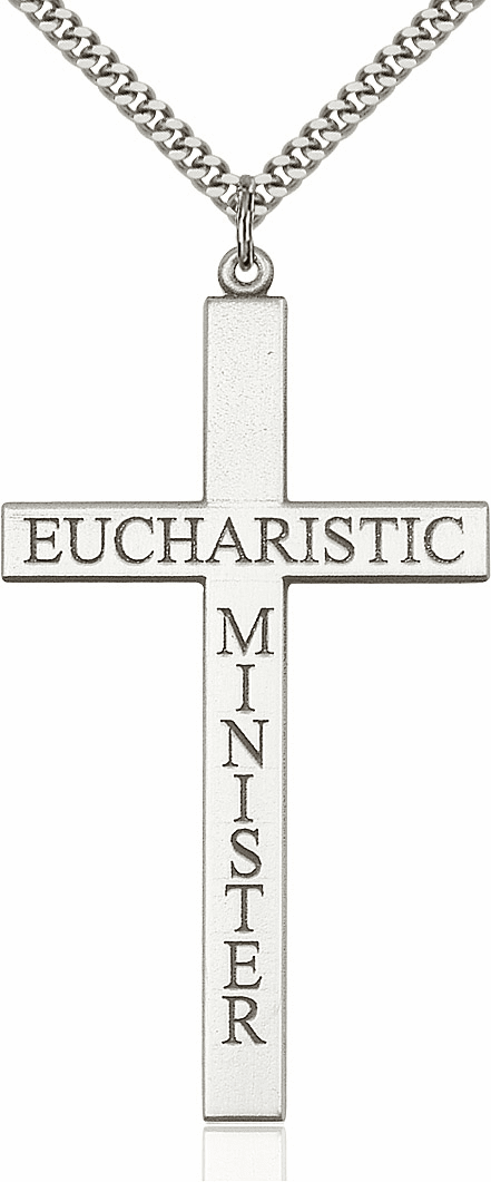 Bliss Mfg Christian Chruch Eucharistic Minister Cross Necklace