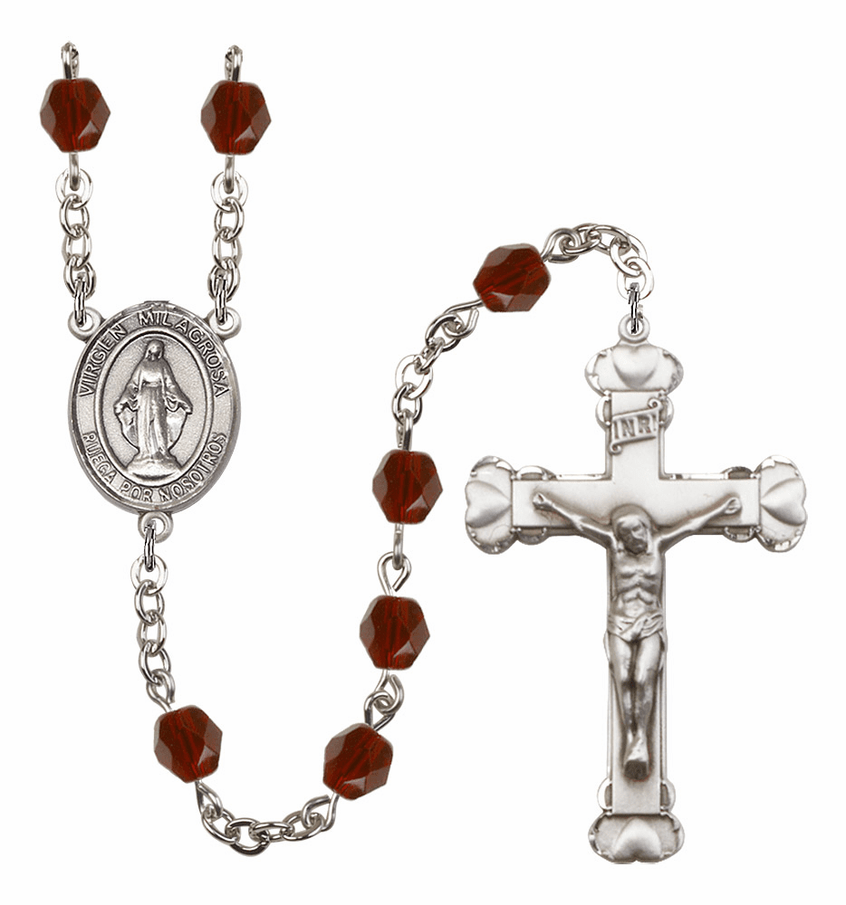 Bliss Miraculous Medal Rosaries
