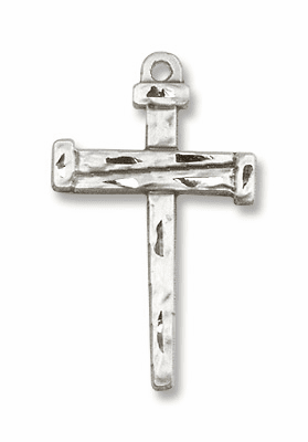 Bliss Pewter and Silver-plated Crosses