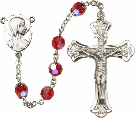 Bliss R0868 Series Plated Rosaries
