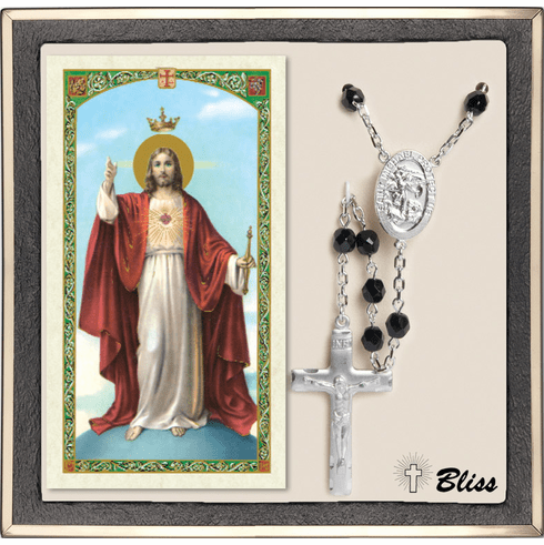 Bliss Saint Michael Army Religious Military Rosary