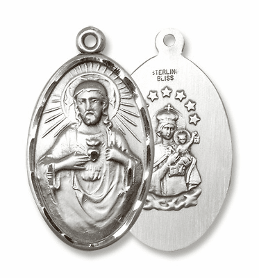 Bliss Scapular Medals