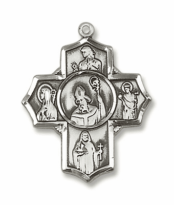 Bliss Special Devotional 5-Way Crosses