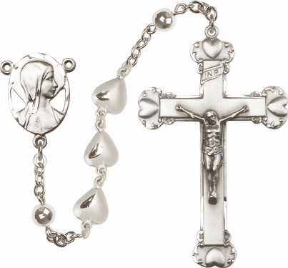Bliss Sterling Silver Rosaries