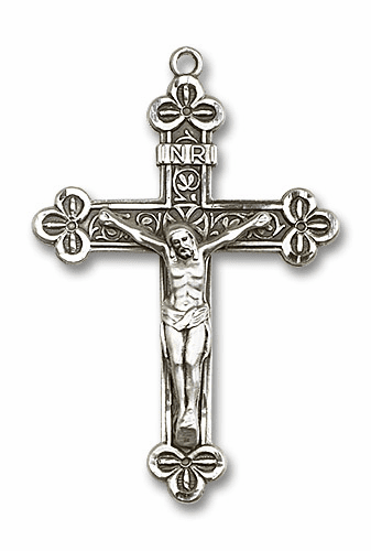 Bliss Sterling Sliver Rosary Crucifix Parts