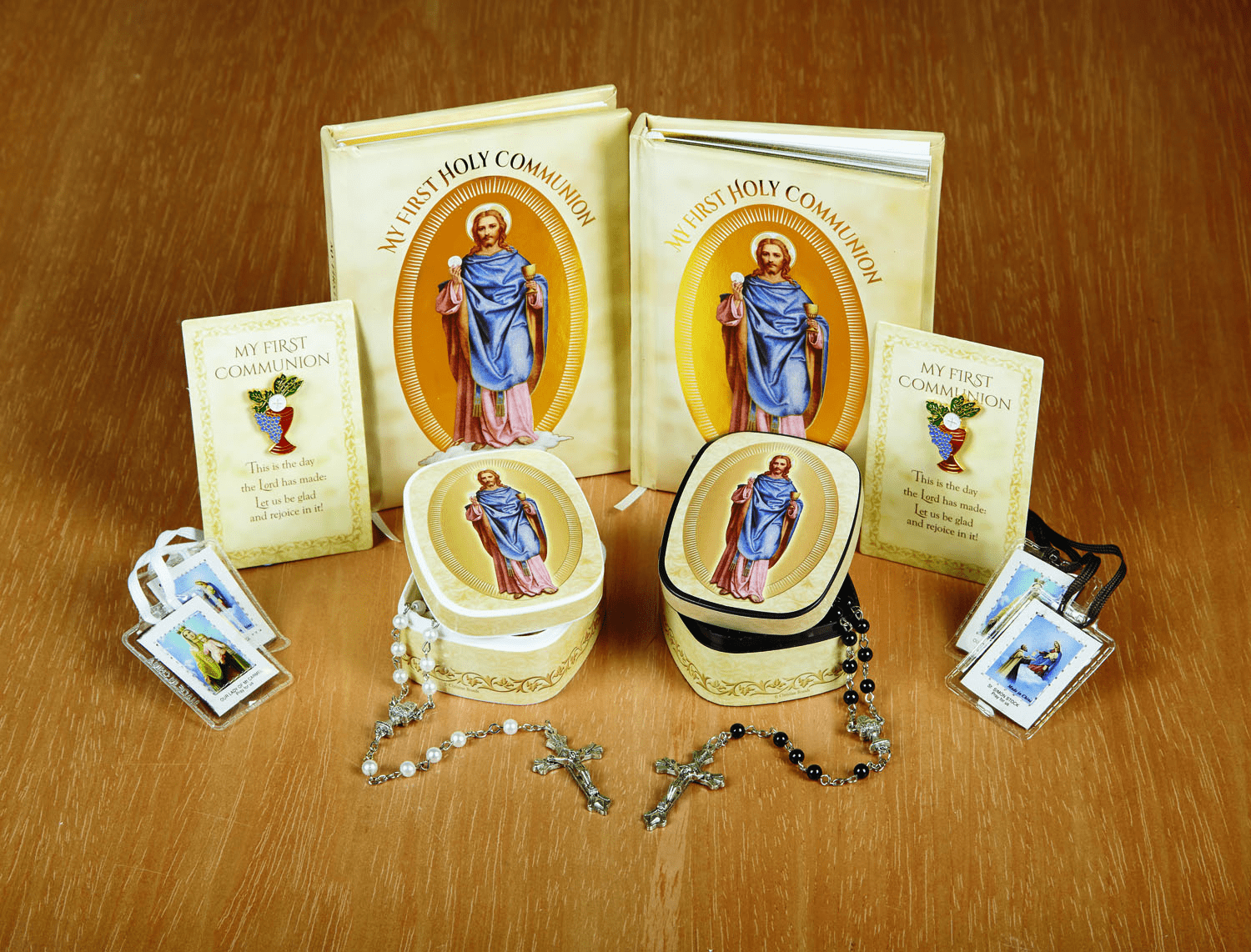 Boy and Girl's Given for You First Holy Communion Gift Sets