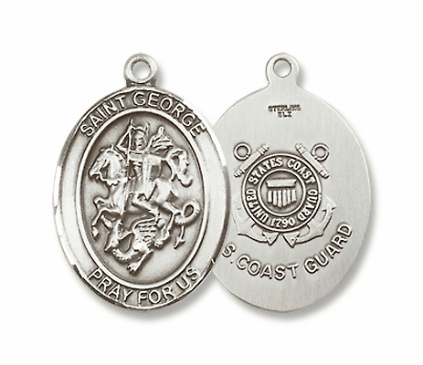 Coast Guard Pewter & Sterling-Filled Jewelry