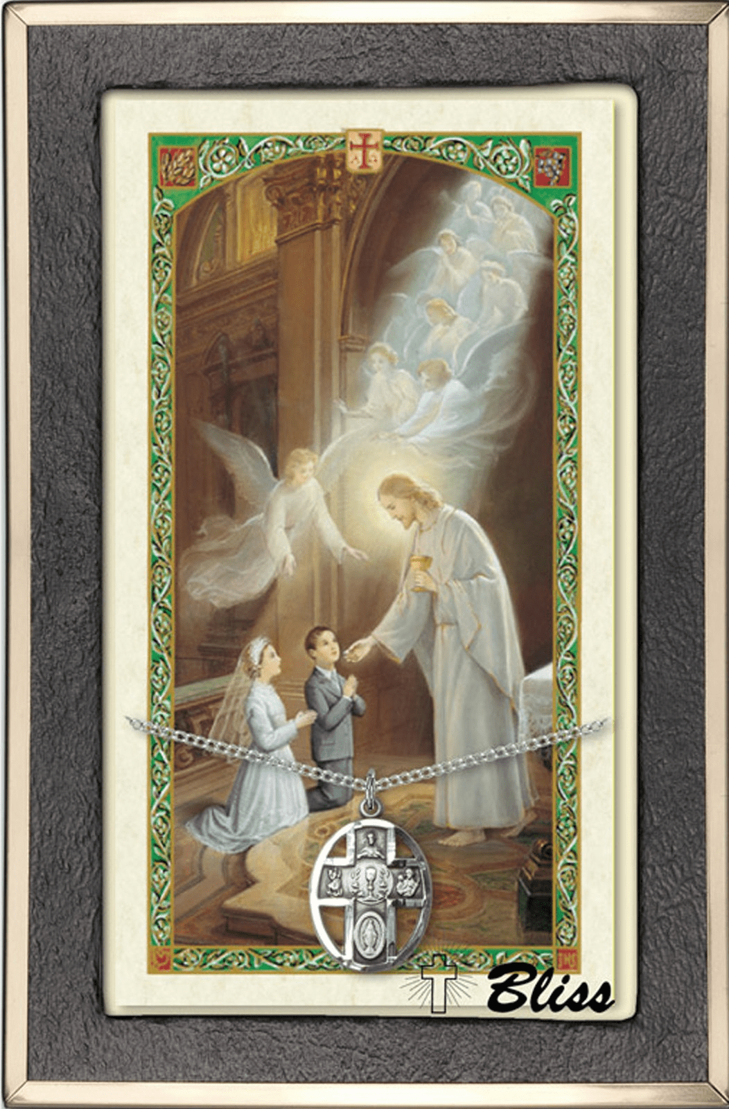 Communion & Confirmation Prayer Card Gift Sets
