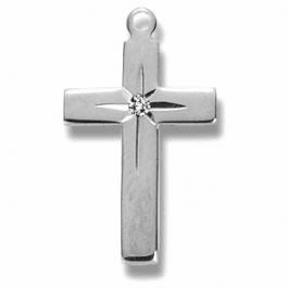 Creed Cross Pendants & Necklaces