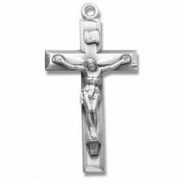 Creed Crucifix Pendants & Necklaces