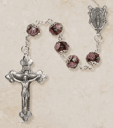 Creed Hand-Painted Rosaries
