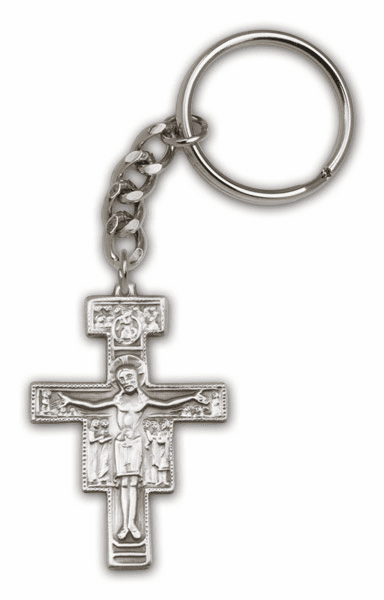 Cross & Crucifix Keychains